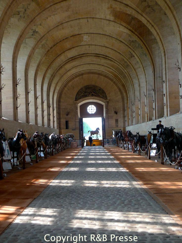1000 images about mus e du cheval grandes ecuries on - Architecte chantilly ...