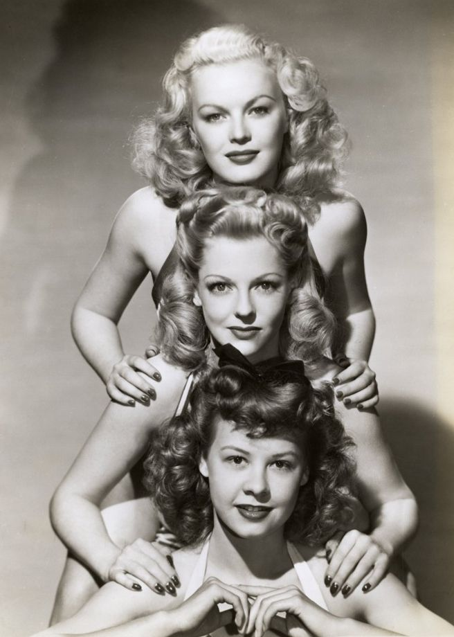 #1940s #Hair
