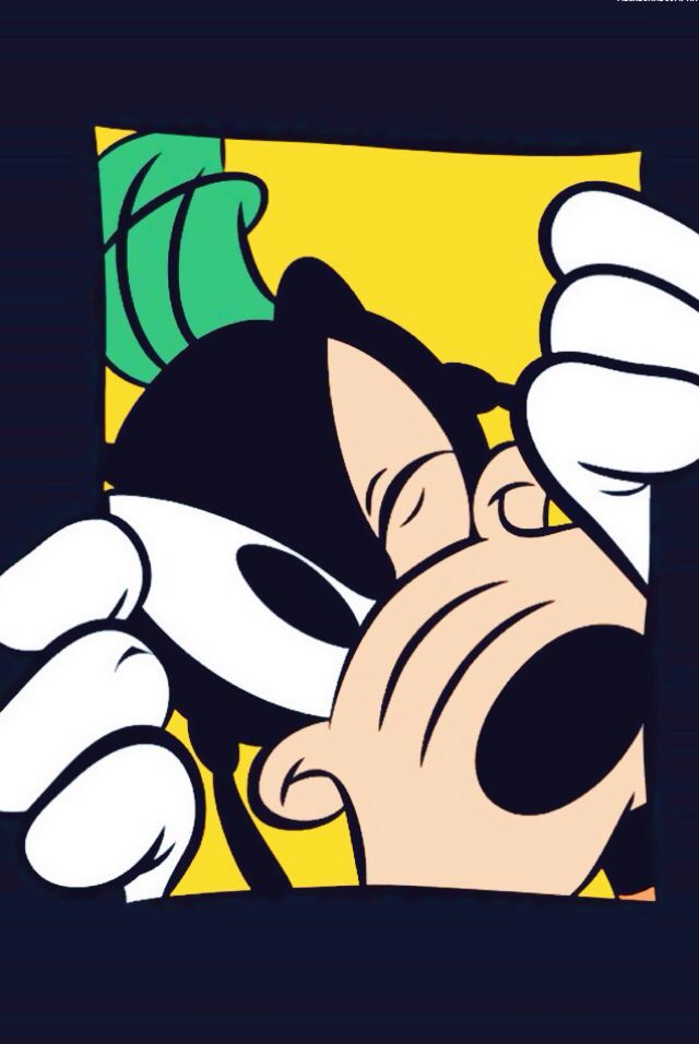 Goofy - disney wallpaper