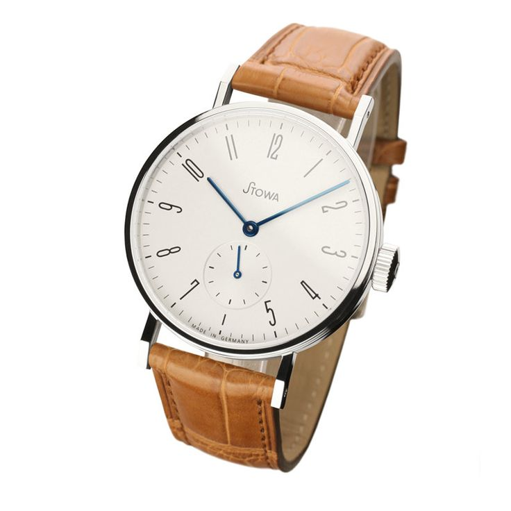 Great watch! Pairs Well With: Stowa Antea Small Seconds