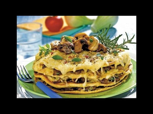 Omelety s žampiony - | Prostřeno.cz