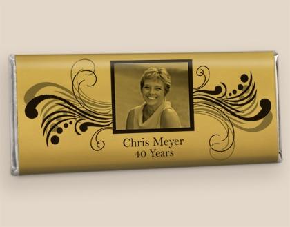 Planning a Memorable Retirement Celebration blog from wrappedhersheys.com #retirement #party #customcandy