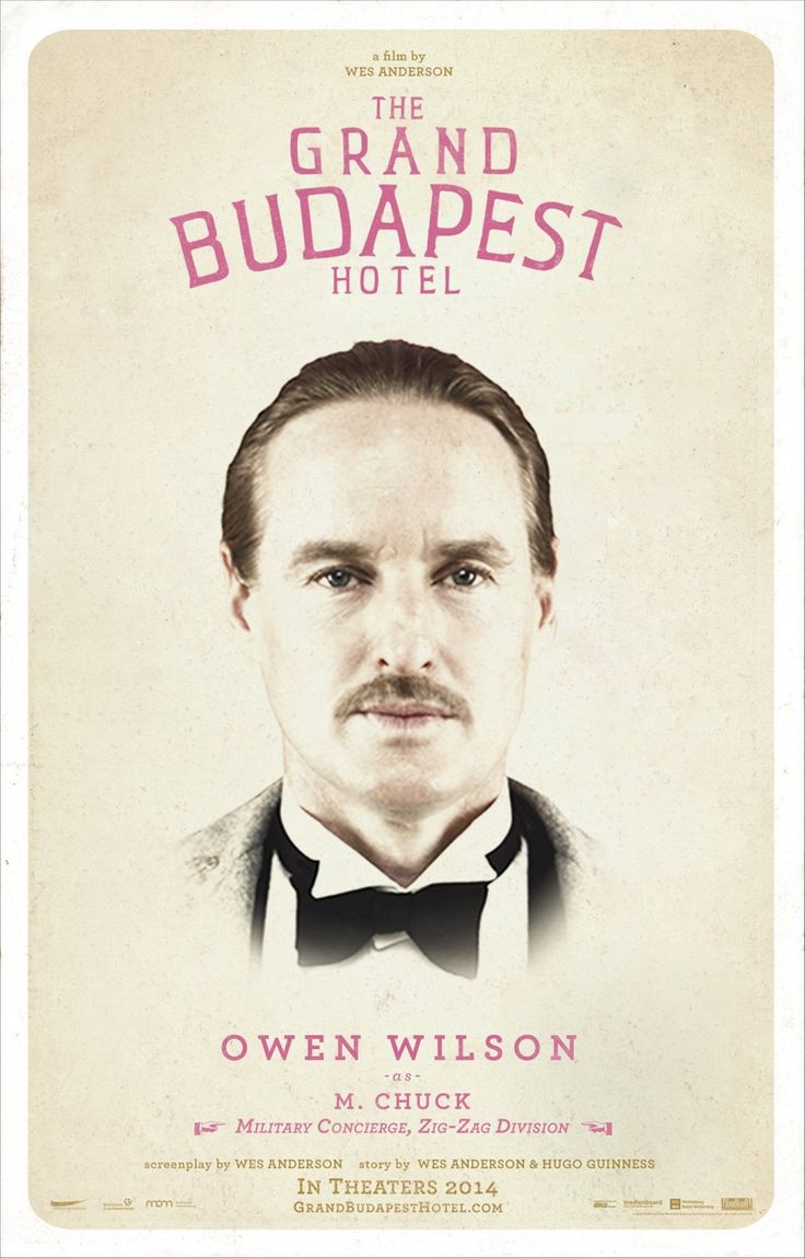 17 best images about the grand budapest hotel on pinterest posts ralph fiennes and wes anderson. Black Bedroom Furniture Sets. Home Design Ideas