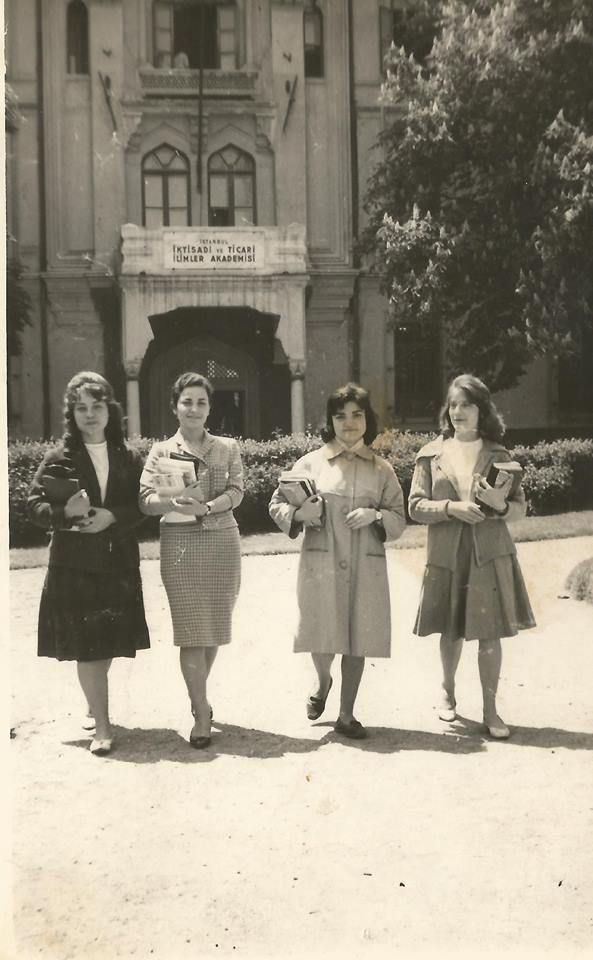 1960s of #Istanbul #women #istanbul #oldphotos #life #istanlook