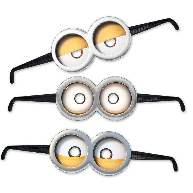 Minions bril