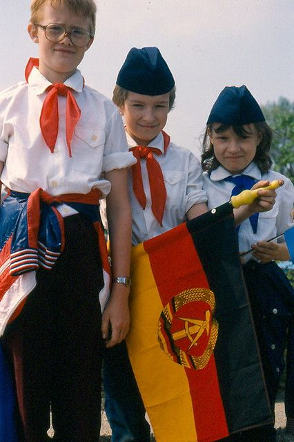 East German Young Pioneers