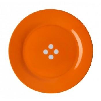 Plato estilo botón