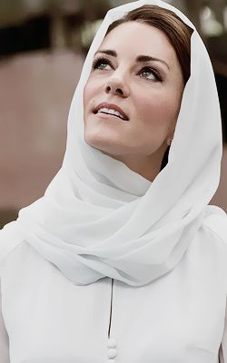 The Duchess of Cambridge - a lovely photo