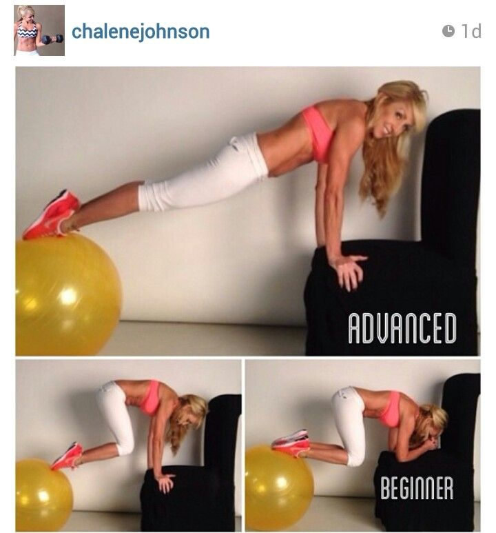 Now that's some core work! Abs by Chalene Johnson (Creator of PiYo Strength, taught at www.theindigostudio.com )