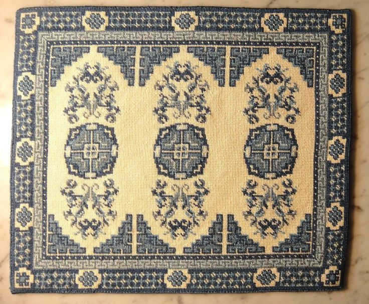 17 Best Images About Miniature Needlework Rugs Amp Carpets