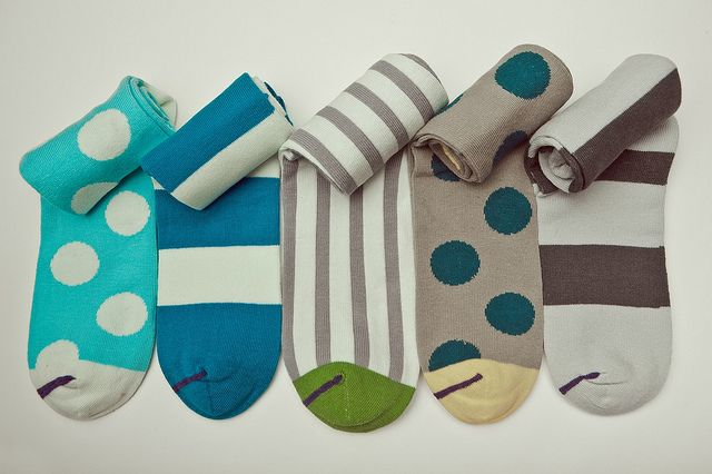Zuriick Socks. Photography and processing by Nick Fancher, styling by Meredith Miller
