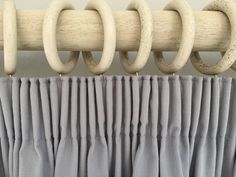 How to make Pencil Pleat Curtains Tutorial by SewHelpful. http://www.sew-helpful.com/curtain-lined-pencil-pleat-index.php