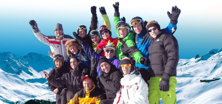 Coming Soon: Arosa Gay Ski Week