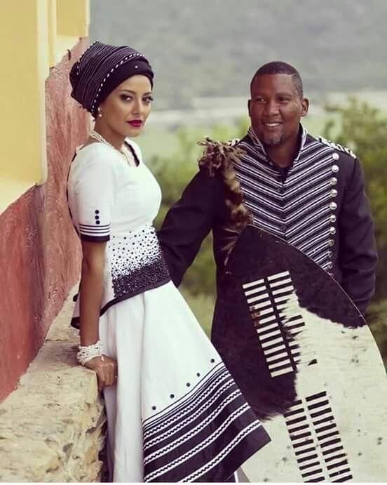Xhosa traditional outfit   Divas Kouture   Pinterest   Xhosa ...