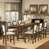 Found it at Wayfair - 893 Series Counter Height Dining Table