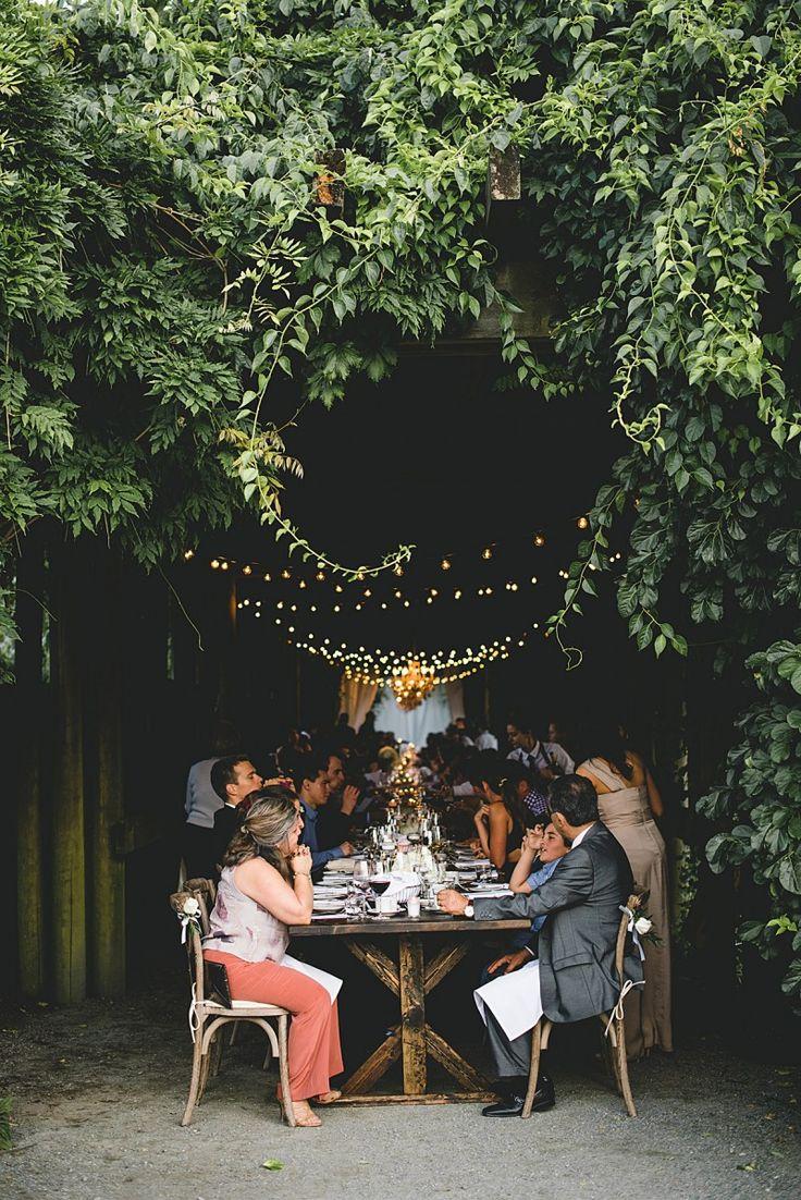 A Botanical Garden Wedding In Vancouver Canadian