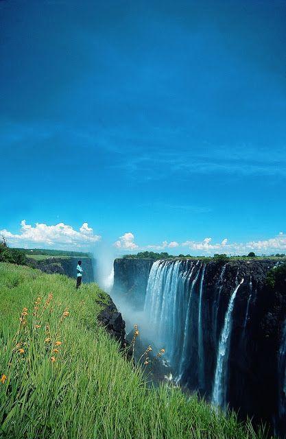 Victoria Falls, Zimbabwe | totalnie Zewnątrz