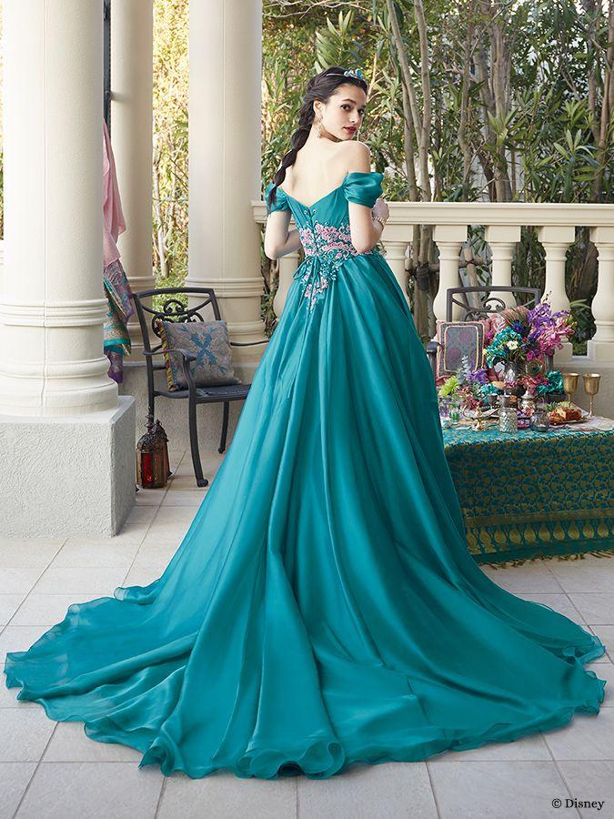 30d736b3278 ジャスミン | プリンセスドレス | セカンドコレクション | ディズニー ...