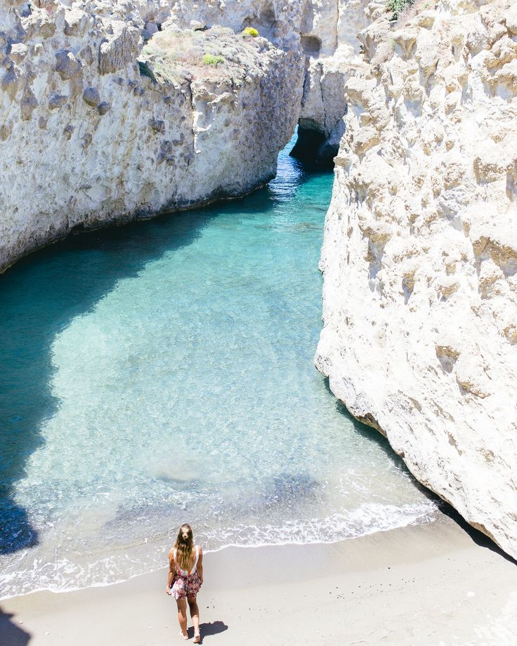 Milos – not to miss Best island in Greece