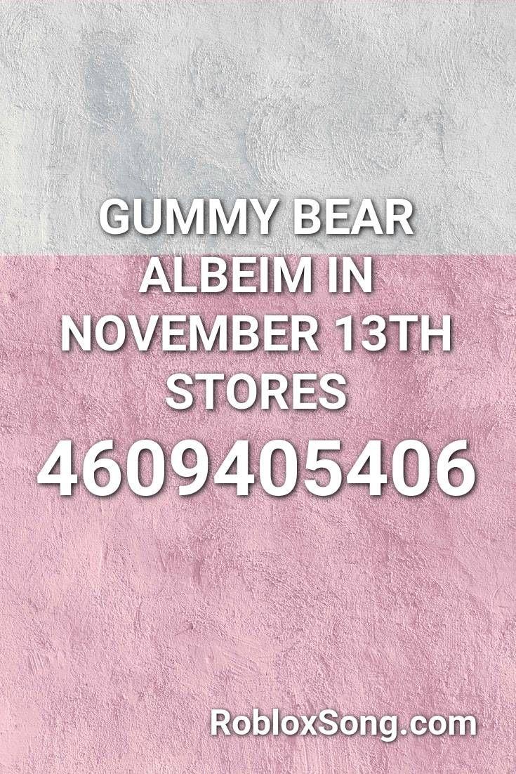 Pin By Julissa Alvarez On Roblox Gummy Bears Roblox Gummies