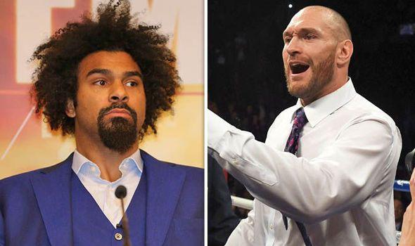 David Haye believes Tyson Fury is destined to defeat ageing Wladimir Klitschko again