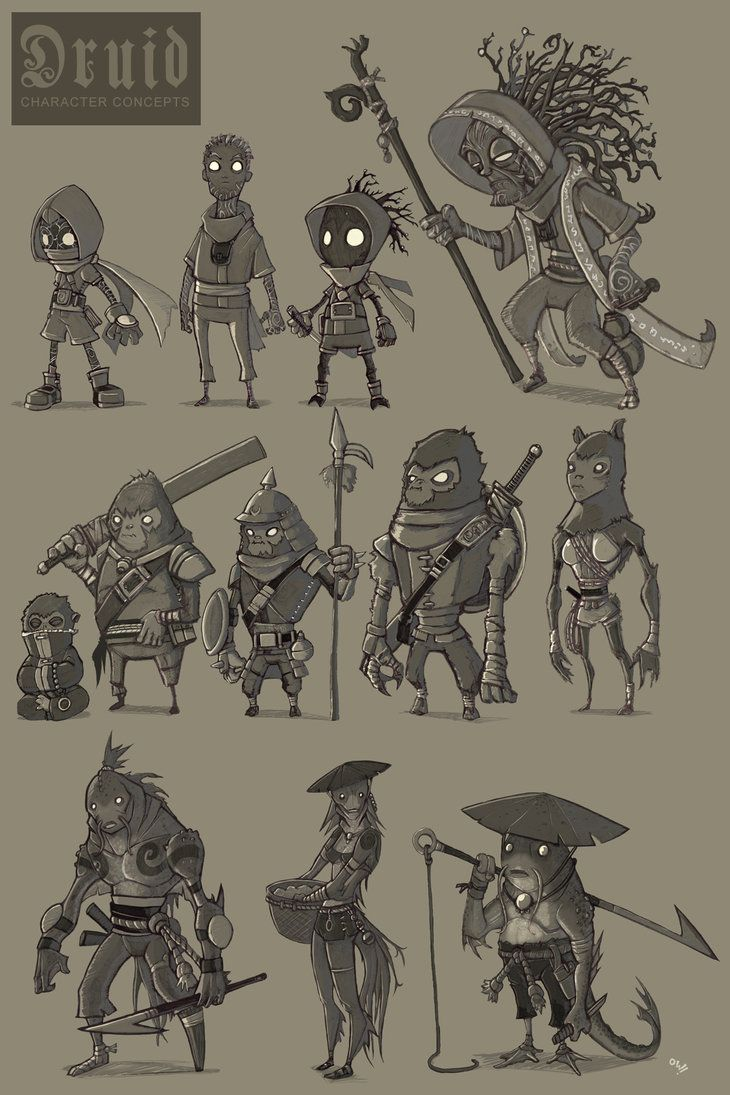 Character Design And Concept Art : Best character concept reference images on pinterest