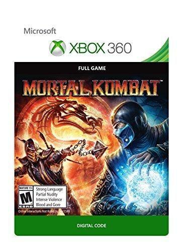 Mortal Kombat - Xbox 360 Digital Code
