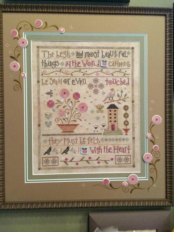 Cross Stitch Patterns by Scarlet Quince