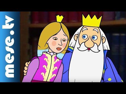A Mesemondó - 1. rész (animáció, film gyerekeknek)