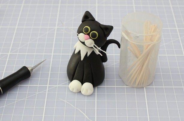 Cat cake decorations - goodtoknow