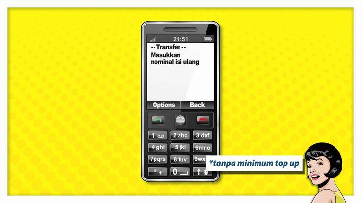 Tutorial Isi Ulang Mandiri e-cash Lewat SMS www.mandiriecash.co.id