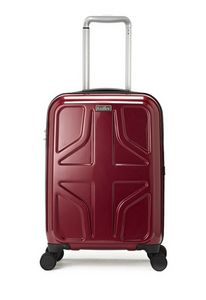 Proud to be British and want to show it? Then this suitcase is for you. Buy it today at http://www.luggage-uk.co.uk/samsonite-b-lite-fresh-duffle-55cm22in-raspberry/p700