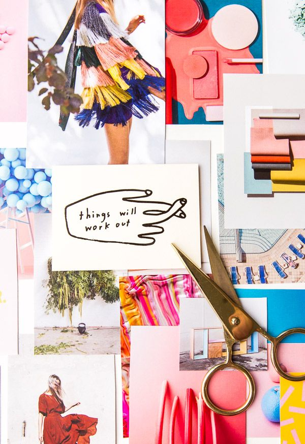 Style Files: My Summer Style Guide Inspiration - Paper and Stitch