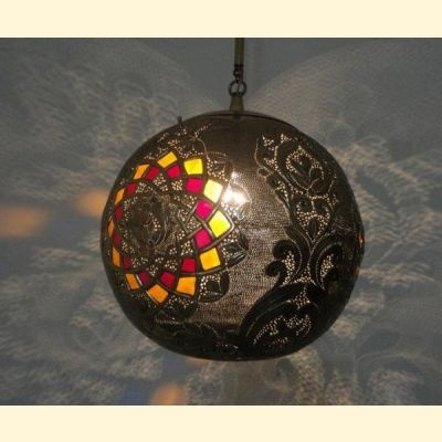 Moroccan Ceiling Light Fixture - Pendant Lamp Chandelier