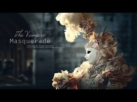 Dark Vampire Music - The Vampire Masquerade | Waltz - YouTube