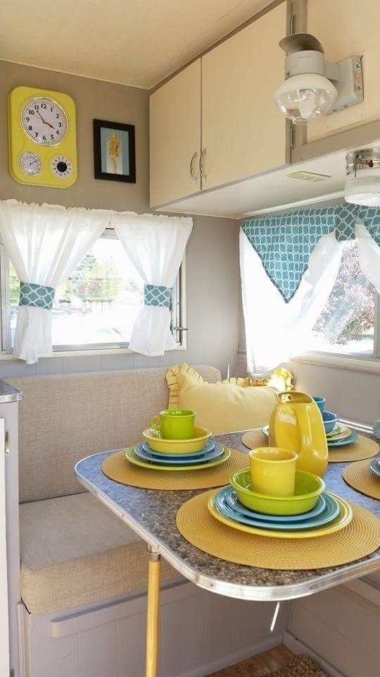 Great Ideas For Organizing The Travel Trailer 82