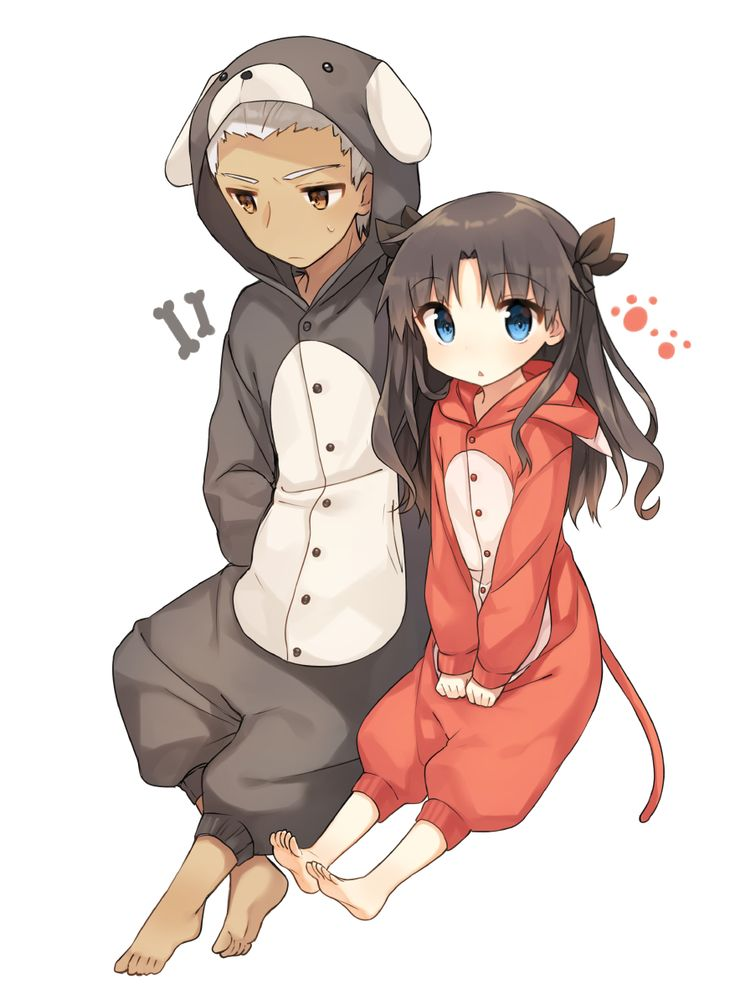 rin and archer relationship help