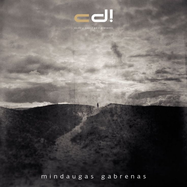contra doc! presents: Mindaugas Gabrenas - DREAMSCAPES @ cd! #6 (pp. 129-153)