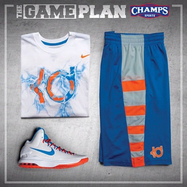 Kevin Durant Nike Collection � Nike ClothesMen ...