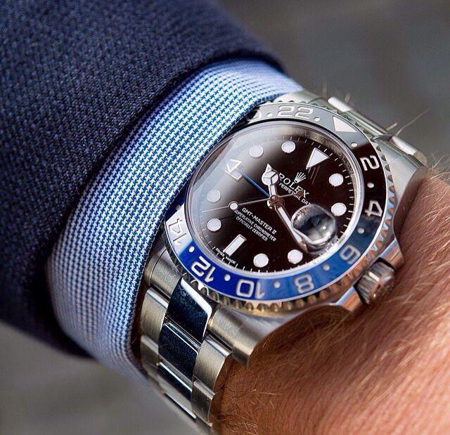 Rolex GMT II Wristgame | #MichaelLouis - www.MichaelLouis.com ...repinned für Gewinner!  - jetzt gratis Erfolgsratgeber sichern www.ratsucher.de