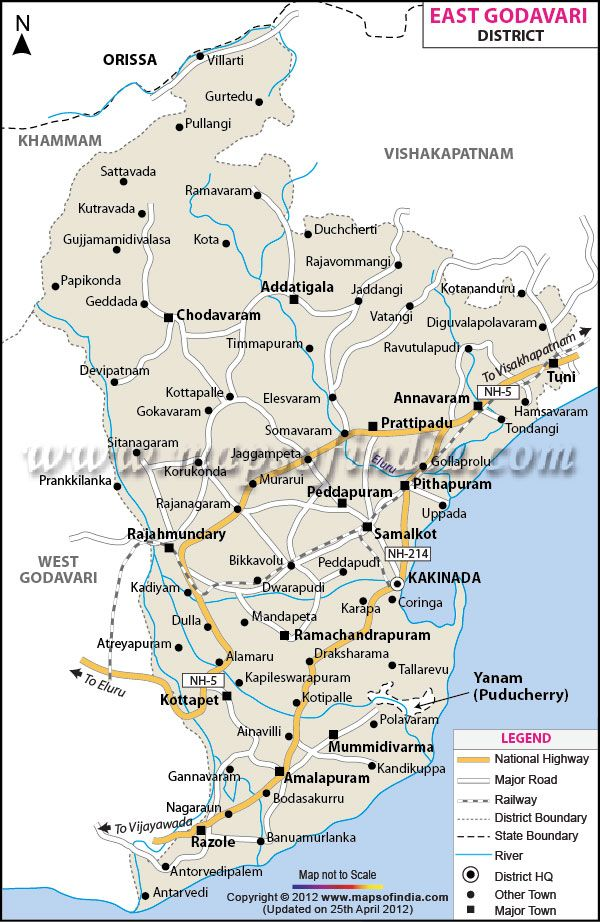 India mission - Pastor Jesudas - Area map with 1.000 ...