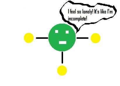Poor Boron! He is incomplete..... :/