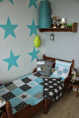 dětský pokoj - hvězdy