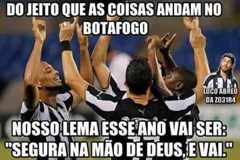 Escalação do Botafogo hoje é tentativa de homicídio qualificado contra a torcida do clube