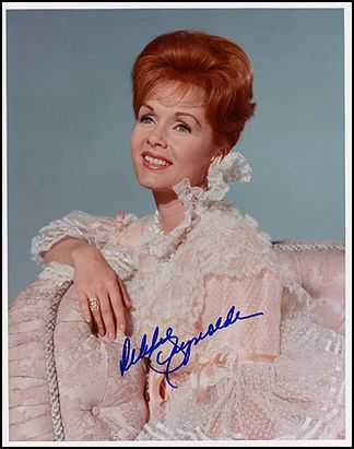 "Debbie Reynolds in   ""The Unsinkable Molly Brown"" (1964)"