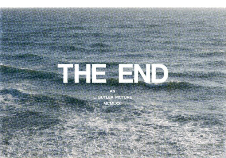 THE END: Art Work, Luke Butler, Butler Photographers, Inspiration, Friends, Graphics Design, Contemporary Art, Artspac With, Art Collector