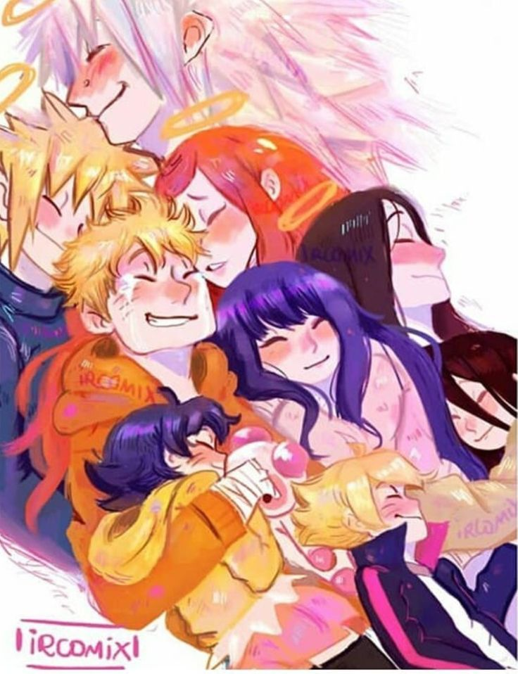 Pin by Mirian L. D on Anime & Cartoons Naruto comic