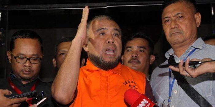 KPK perpanjang penahanan Hakim MK Patrialis Akbar
