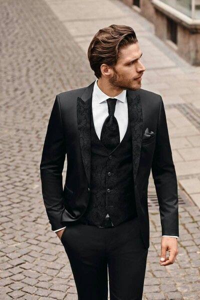 Anzug zur hochzeit brautigam