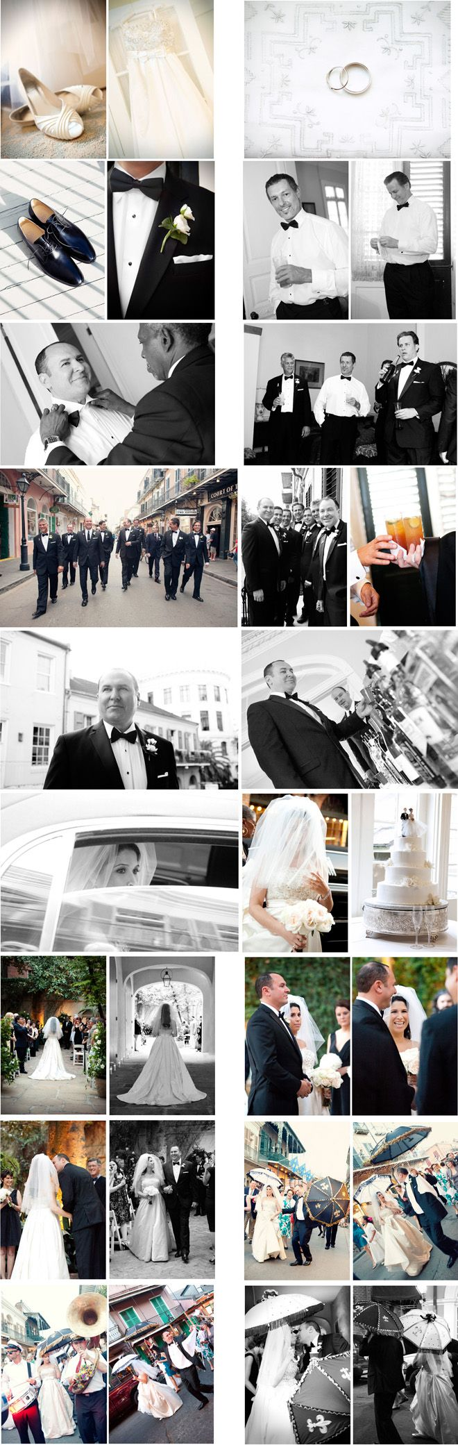 17 Best Images About New Orleans Style Wedding On
